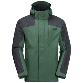 Jack Wolfskin Viking Sky 3in1 Jacket Men sage